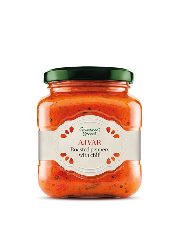 Granny's secret | Ajvar hot
